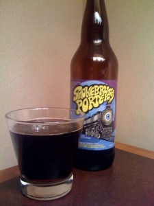 Smokebrush Porter from Bristol Brewing