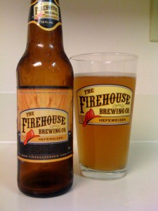 The Firehouse Brewing Co. Hefeweizen
