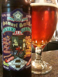 Samual Smith Winter Welcome Ale