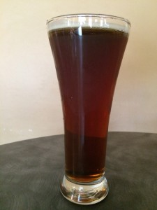 Smoked Nut Brown Ale